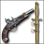 Napoleonic Weapons For Display