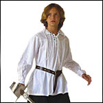 Kid's Medieval and Renaissance Clothes, Shirts.