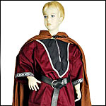 Kid's Medieval Tunics, Surcoats and Capes