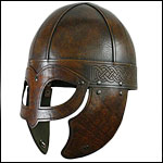 Decorative Dark Age and Fantasy Helmets