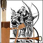 Archery Traditional Longbows Short Bows Recurve Bows Accessories for Period Archery