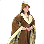 Women's Custom Made Medieval Clothing