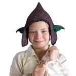 Children's LARP Hood with Goblin Ears