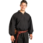 LARP Swordsman Shirt - Black