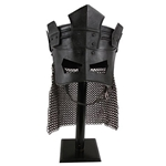Official Conquest Undead Helmet with Chainmail 14-800102