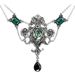Queen of the Night Necklace Pewter Alchemy P503