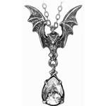 La Nuit Necklace Pewter Alchemy P600