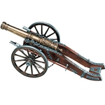 18th Century French Cannon Louis XIV FD404