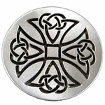 Maltese Celtic Cross Brooch 106.1449