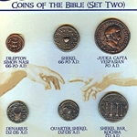 Coins of the Bible, Set Two 26-801692