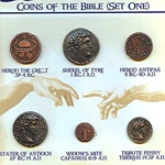 Coins of the Bible, Set One 26-801694