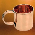 Solid Copper Coffee Mug 26-801814