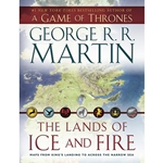 The Lands of Ice and Fire - A Game of Thrones