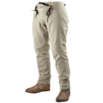 15th Century Pants Natural XXL Medieval Hosen