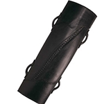 Archers Leather LARP Quiver Black