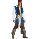 Pirates of the Caribbean - Captain Jack Sparrow Teen Costume 38-801885