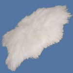 White Sheep Fur