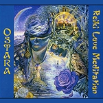 Reiki Love Meditation CD by Armand and Angelina 54-AGT1