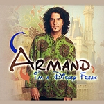 I'm a Disney Freak CD by Armand and Angelina 54-AGT7