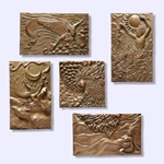 5 Elements Plaque Set 64-ZG