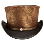 Hatlas Leather Hat