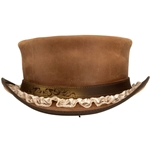 Garter Band Top Hat