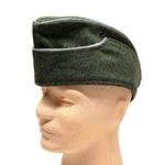 German M38 Army Overseas Side Cap - Officer - Repro