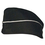 German M40 SS Panzer Overseas Side Cap - Officer - Repro