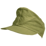 German M40 DAK Tropical Field Cap - WWII Repro