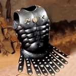 Royal Muscled Cuirass with Belt,Royal Muscled Cuirass AH-6071-R