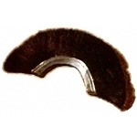 Dark Brown Roman Plume AH-6105