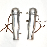 Articulated Greek Greaves AH-6122