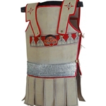 Alexander the Great Linen Cuirass AH-6125