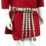 1st Century Tin-Plated Mainz Balteus - Roman Belt