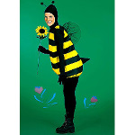Complete Bumble Bee Adult Costume 100-113976