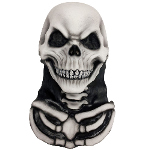 Cryptic Cadavers Skull 'N' Bone Mask PVC 100-134627