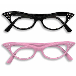 Catseye Glasses   100-142447