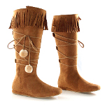 Dakota (Tan) Adult Boots 100-149390