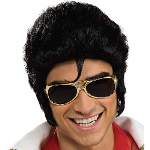 Elvis Glasses Adult 100-180136