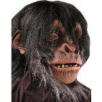 Chimp Adult Mask 100-181605