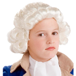 Colonial Boy Child Wig 100-215806