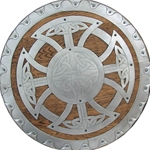 Celtic Round Shield CD-218
