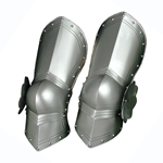 Three Quarter Steel Armor Legs Pair