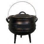 Medieval Cooking Pot 2.25 Gal CP-56
