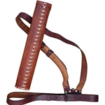 Leather Quiver and Belt GH0205