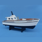 Gilligan's Island - Minnow Ship Model 14in
