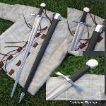 Hanwei Tinker Pearce Early Medieval Sword Blunt Trainer by Paul Chen SH2405