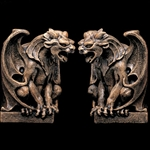 The Critic Gargoyle Bookends WE-1001