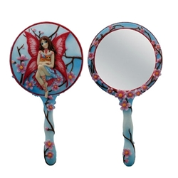Fairy Friends Hand Mirror