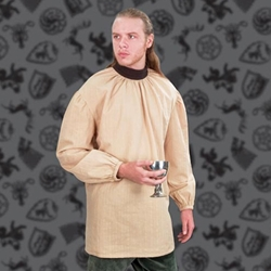 A Game of Thrones Eddard Stark Tan Cotton Shirt 889705